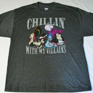"""Chillin' With My Villains"" Walt Disney Parks"